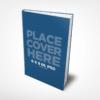 موکاپ کتاب الکترونیکی با جلد سخت 2
