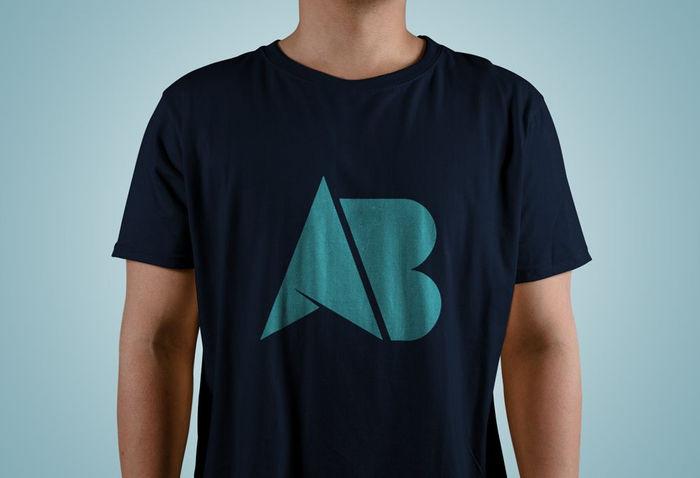 موکاپ فتوشاپ - موکاپ تی شرت