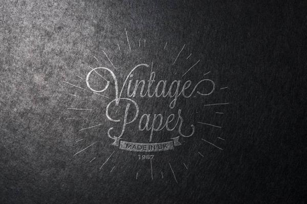 دانلودموکاپ لوگو روی کاغذ ( 5 طرح لایه باز فتوشاپ)